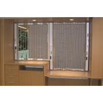 Cornell - VisionGlide Side Folding Grilles