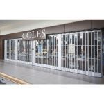 Cornell - VistaPane Maximum Security Side Folding Grilles