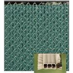 PrivacyLink - Decorative Chain Link Fence Privacy Slats - Ultimate Slats™ (patented)