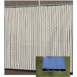 PrivacyLink - Decorative Chain Link Fence Privacy Slats - Industrial Slats