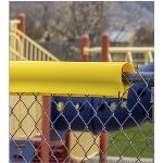 PrivacyLink - Decorative Chain Link Fence Privacy Slats - Safety Top Cap Lite™