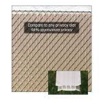 PrivacyLink - Decorative Chain Link Fence Privacy Slats - Ultimate Slats™ (patented)
