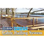 Atlantis Rail Systems - Handiswage™ Cable Railing System