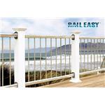 Atlantis Rail Systems - RailEasy™ Mariner - Vertical Stainless Steel Baluster Railing