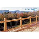 Atlantis Rail Systems - RailEasy™ Stainless Steel Cable Railing