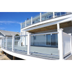 Atlantis Rail Systems - RailEasy™ Glass - Stainless Steel Glass Railing