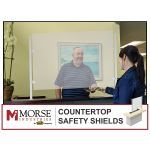 Morse Industries - Countertop Safety Shield System