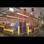 Acorn Wire and Iron Works - No. 130AL / 139AL Standard-Duty Wire Mesh Partition
