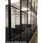 Acorn Wire and Iron Works - No. 139A Standard-Duty Special Sheet Base Wire Mesh Partition