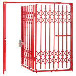 Acorn Wire and Iron Works - SchoolSafe Folding Gate