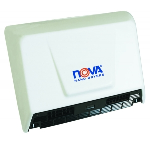 World Dryer - Nova 2® Economical Universal Voltage Hand Dryers