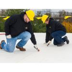 Versico Roofing Systems - EPDM - VersiGard® WHITE Roofing Membrane