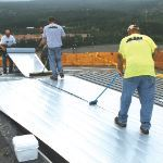 Versico Roofing Systems - VapAir Seal MD Air & Vapor Barrier