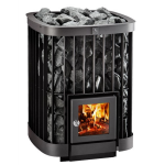 Helo Saunas - Saga Wood Burning Heater