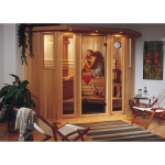 Helo Saunas - Arctic Lights Sauna Rooms