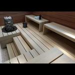 Helo Saunas - Custom Cut Saunas