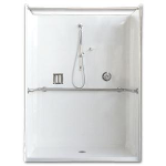 Florestone Products Co. - Model 34-62H Barrier-Free Shower