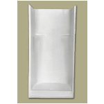 Florestone Products Co. - Model 36-3W Fiberglass Shower Stall