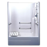 Florestone Products Co. - Model 60-31HTS Tub/Shower