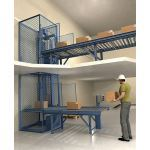 PFlow Industries - Package Handling Lift - DB Series