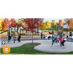 Landscape Structures Inc. - HealthBeat® Outdoor Fitness System