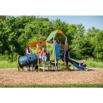 Landscape Structures, Inc. - Smart Play®: Motion 2-5