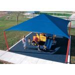Landscape Structures, Inc. - CoolToppers® Pyramid (18'x18')