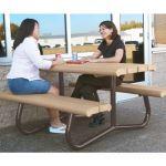 Landscape Structures, Inc. - Poly Picnic Table