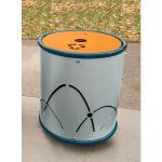 Landscape Structures, Inc. - Arches Recycling Receptacle