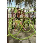 Landscape Structures, Inc. - RingTangle® Climber Ground Level