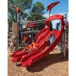 Landscape Structures, Inc. - Cloudburst® Slide