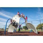 Landscape Structures, Inc. - Mobius® Climber 6-Panel