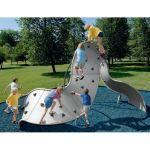 Landscape Structures, Inc. - Mobius® Climber 7-Panel