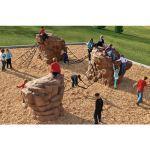 Landscape Structures, Inc. - AdventureScapes® Design 8 Model #168371