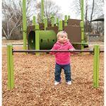 Landscape Structures, Inc. - Infant Balance Bar