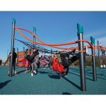 Landscape Structures, Inc. - FitCore™ Extreme Jump Hang (5-12)
