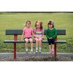 Landscape Structures, Inc. - TenderTuff™ Bench
