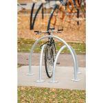 Landscape Structures, Inc. - Arches Bike Rack - Triple