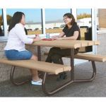 Landscape Structures, Inc. - Poly Picnic Table