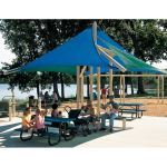 Landscape Structures, Inc. - CoolToppers® Full Sail Model #136759