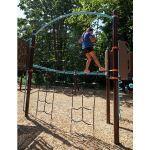 Landscape Structures, Inc. - Portal Climber w/Permalene® Handholds