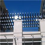 Hansen Architectural Systems, Inc. - Aluminum Trellis / Sunshade
