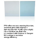 Vitro Architectural Glass (formerly PPG Glass) - Solarblue® Tinted Glass