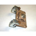 Robbins Lightning, Inc. - Bonding Plate Beam Clamp - Copper