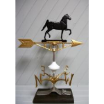 Robbins Lightning, Inc. - 511 - Prancer Weather Vane