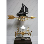 Robbins Lightning, Inc. - 520 - Sailboat Weather Vane