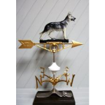 Robbins Lightning, Inc. - 566 - Shepherd Dog Weather Vane