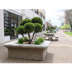 Petersen Precast Site Furnishings - Concrete Security Barriers