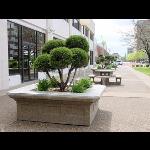 Petersen Precast Site Furnishings - Concrete Security Barriers