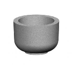 Petersen Precast Site Furnishings - RP Series Concrete Planters